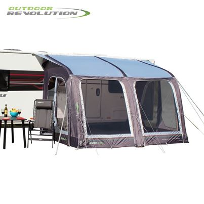 Outdoor Revolution Outdoor Revolution E-Sport Air 325 Awning With FREE Carpet - 2020 Model
