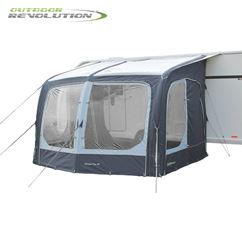 Outdoor Revolution Eclipse 325 Pro Caravan Awning - 2019 Model