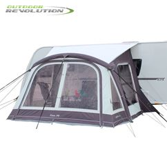 Outdoor Revolution Elan 340 Air Awning With FREE Carpet - 2020 Model