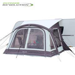 Outdoor Revolution Elan 340 Air Awning With FREE Carpet - 2020 Model