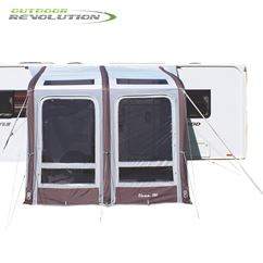 Outdoor Revolution Elise 260 Awning With FREE Carpet - 2019 Model