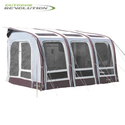 Outdoor Revolution Outdoor Revolution Elise 390 Awning With FREE Carpet - 2020 Model