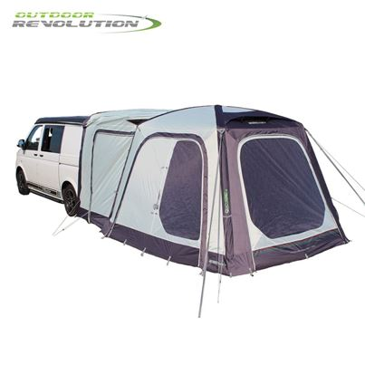 Outdoor Revolution Outdoor Revolution Movelite T1 Tail Air Driveaway Awning - New for 2018
