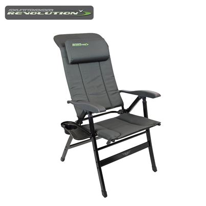 Outdoor Revolution Outdoor Revolution Napoli Camping Chair With FREE Side Table
