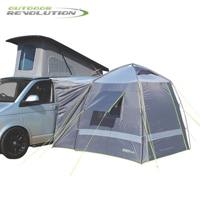 Outdoor Revolution Outdoor Revolution Outhouse Handi XL Driveaway Awning - 2020 Model