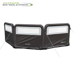 Outdoor Revolution 3 Panel Oxygen Windbreak - New for 2020