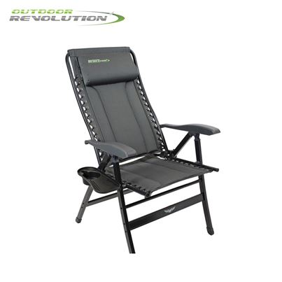 Outdoor Revolution Outdoor Revolution San Remo Camping Chair With FREE Side Table