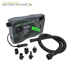 Outdoor Revolution Single Jet Stream Electric Pump