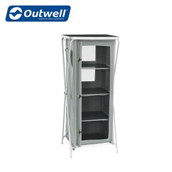Outwell Bermuda Camping Wardrobe - New for 2018
