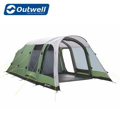 Outwell Outwell Broadlands 5A Air Tent - 2019 Model