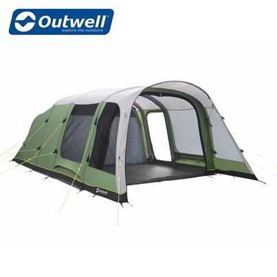 Outwell Outwell Broadlands 6A Air Tent - 2019 Model