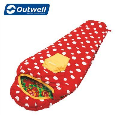 Outwell Outwell Butterfly Girl Kids Sleeping Bag