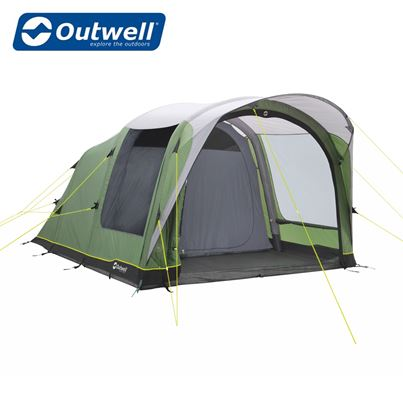 Outwell Outwell Cedarville 5A Air Tent - 2019 Model