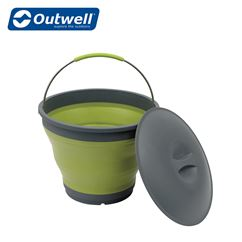 Outwell Collaps Bucket With Lid