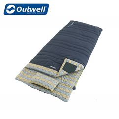 Outwell Commodore Lux XL Sleeping Bag - 2020 Model