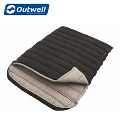 Outwell Constellation Lux Double Sleeping Bag - 2021 Model