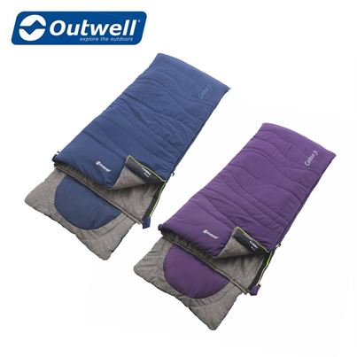 Outwell Outwell Contour Junior Sleeping Bag