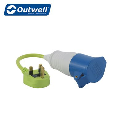 Outwell Outwell Conversion Lead Plug - UK