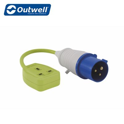 Outwell Outwell Conversion Lead Socket - UK