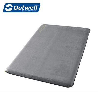 Outwell Outwell Self Inflating Deep Sleep Double Mat - 7.5cm