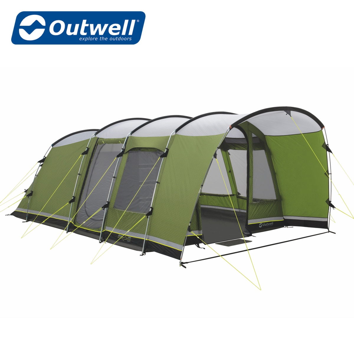 sc 1 st  Purely Outdoors & 5 - 6 Man Tents