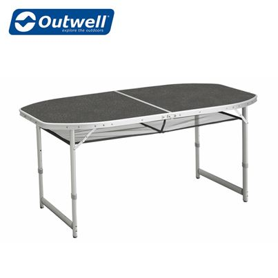 Outwell Outwell Hamilton Folding Table 2019 Model