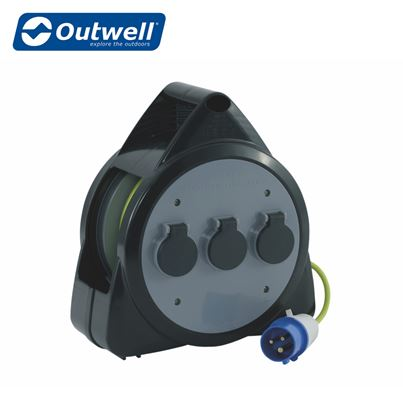 Outwell Outwell Norma Mains 3-Way Roller Unit - UK