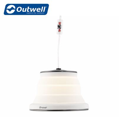 Outwell Outwell Orion Lamp Cream White