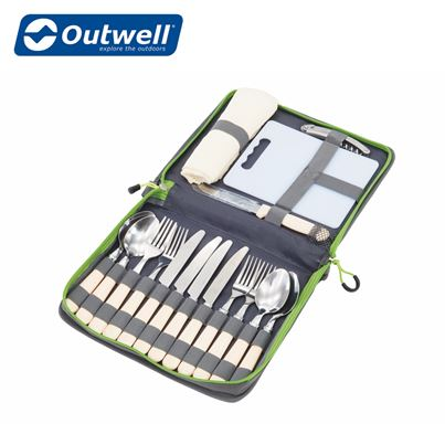Outwell Outwell Picnic Cutlery Set - 2020 Model
