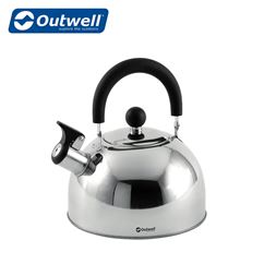 Outwell Tea Break Kettle - Silver
