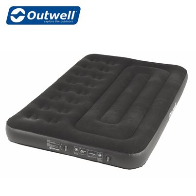 Outwell Outwell Flock Classic Double Two Chamber Airbed - 2020 Model