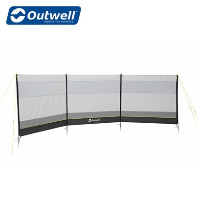 Outwell Outwell Windscreen Premium Spike - Grey/Black