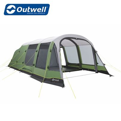Outwell Outwell Woodburg 7A Air Tent - 2019 Model