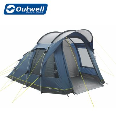 Outwell Outwell Woodville 4 Tent With FREE Footprint- 2018 Model