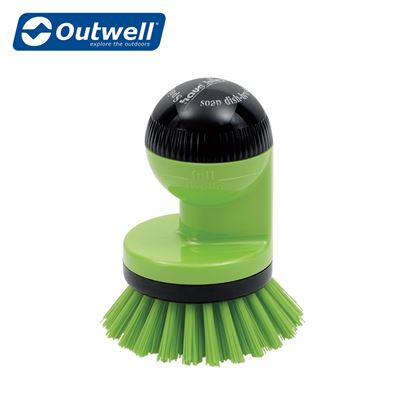 Outwell Outwell Dishwasher Brush - Green