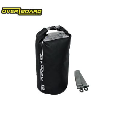 Overboard Overboard Waterproof Dry Tube Black - 20L