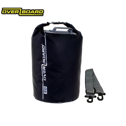 Overboard Overboard Waterproof Dry Tube Black - 30L