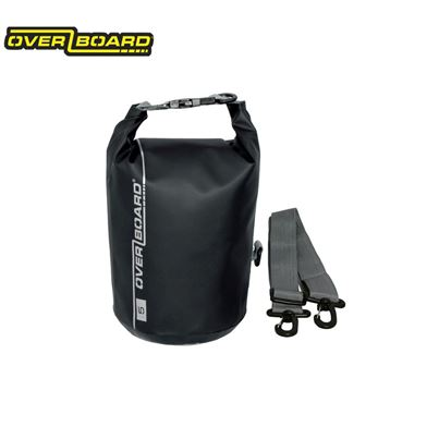 Overboard Overboard Waterproof Dry Tube Black - 5L
