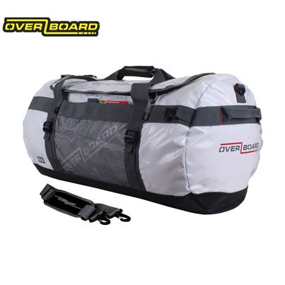 Overboard Overboard Adventure Duffel Bag - White - 60L
