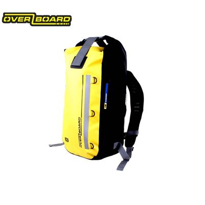 Overboard Overboard Classic Waterproof Backpack 20L - Yellow