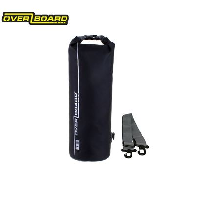 Overboard Overboard Waterproof Dry Tube Black - 12L