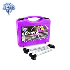 Blue Diamond Screw Pro - 20 Tent & Awning Pegs