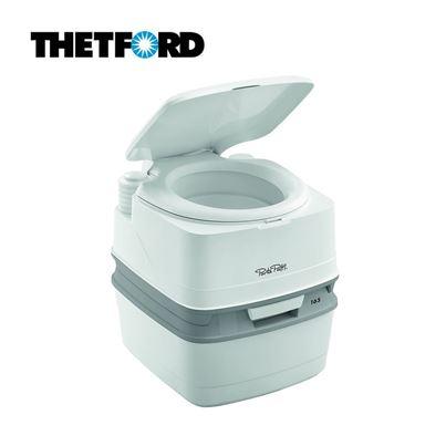 Thetford Thetford Porta Potti 165 Qube Portable Toilet