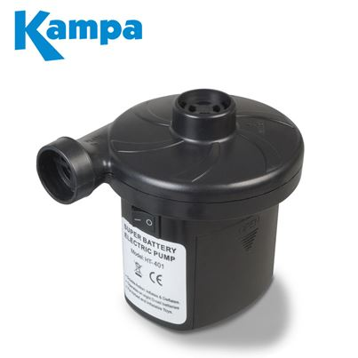 Kampa Kampa Turbine Battery Powered Pump