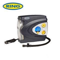 Ring Preset Digital Air Compressor with LED light