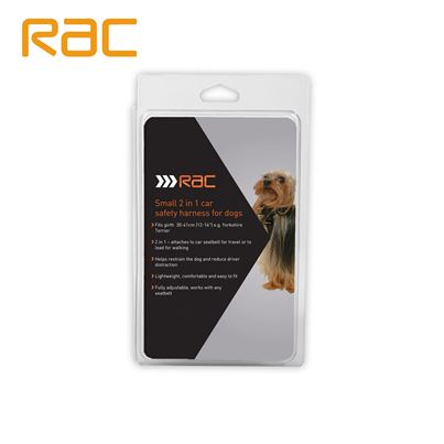 RAC RAC Standard Dog Harness - Small