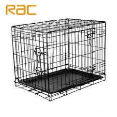 RAC Fold Flat Dog Crate - Medium