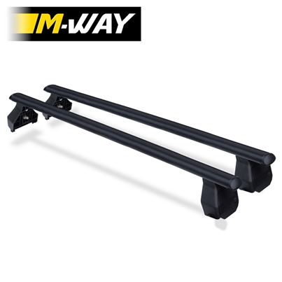 M-Way M-Way Space Bar A - Steel Roof Bars & Foot Kit