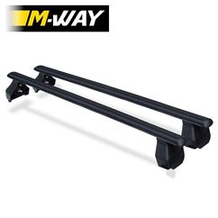 M-Way Space Bar B - Steel Roof Bars & Foot Kit