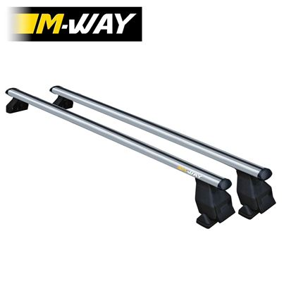 M-Way M-Way Space Bar A - Aluminium Roof Bars & Foot Kit